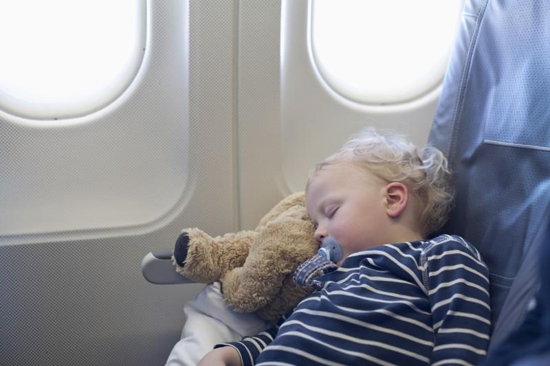 宝宝坐飞机