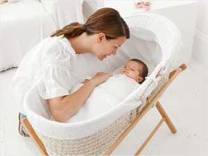 选购婴儿床的注意事项