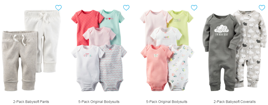 美国值得买的宝宝衣服品牌