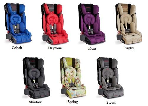 Diono安全座椅评价