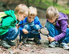 带宝宝玩美国国家公园
