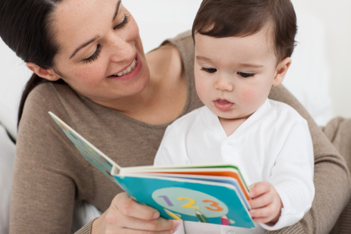 给宝宝读绘本的正确方法