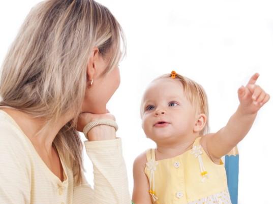 宝宝几岁会说话
