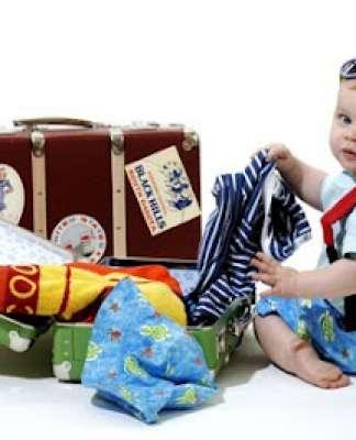 带宝宝旅行要带什么东西