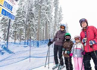 美国儿童滑雪优惠