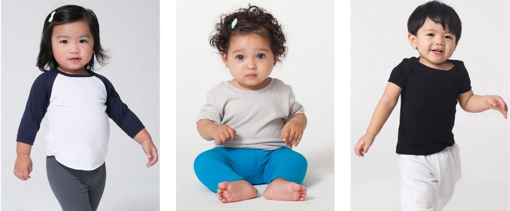 美国宝宝衣服品牌