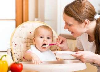 怎样保证宝宝饮食均衡
