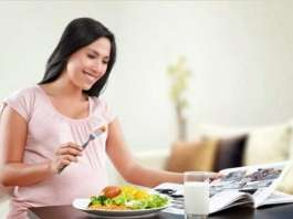 怀孕不能吃什么