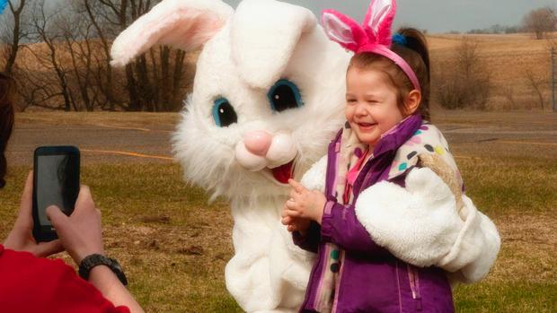 美国孩子怎么过复活节