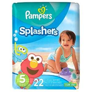 美国宝宝游泳尿布推荐