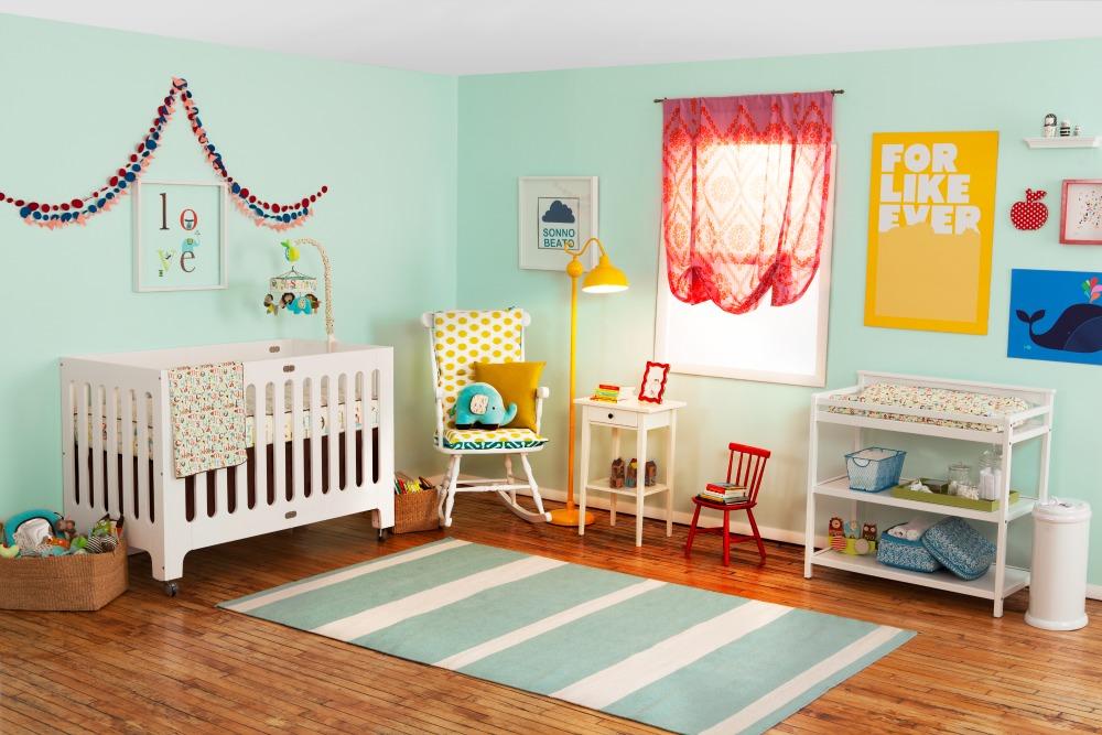 儿童房装修布置的注意事项
