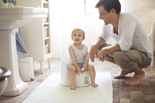 怎样判断宝宝准备好戒尿布Potty Training