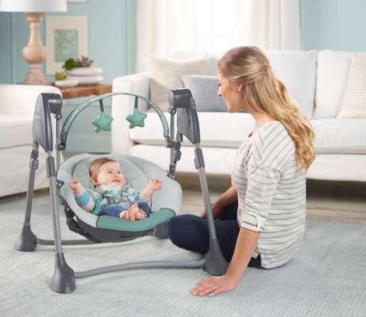 婴儿摇椅baby swing