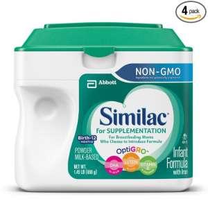 雅培Similac婴儿奶粉