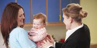 怎样和美国Daycare老师沟通