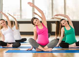孕期运动注意事项