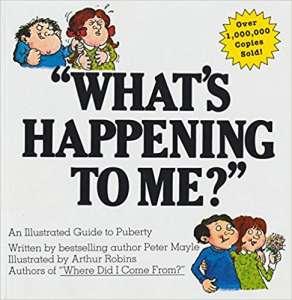 美国儿童性教育绘本