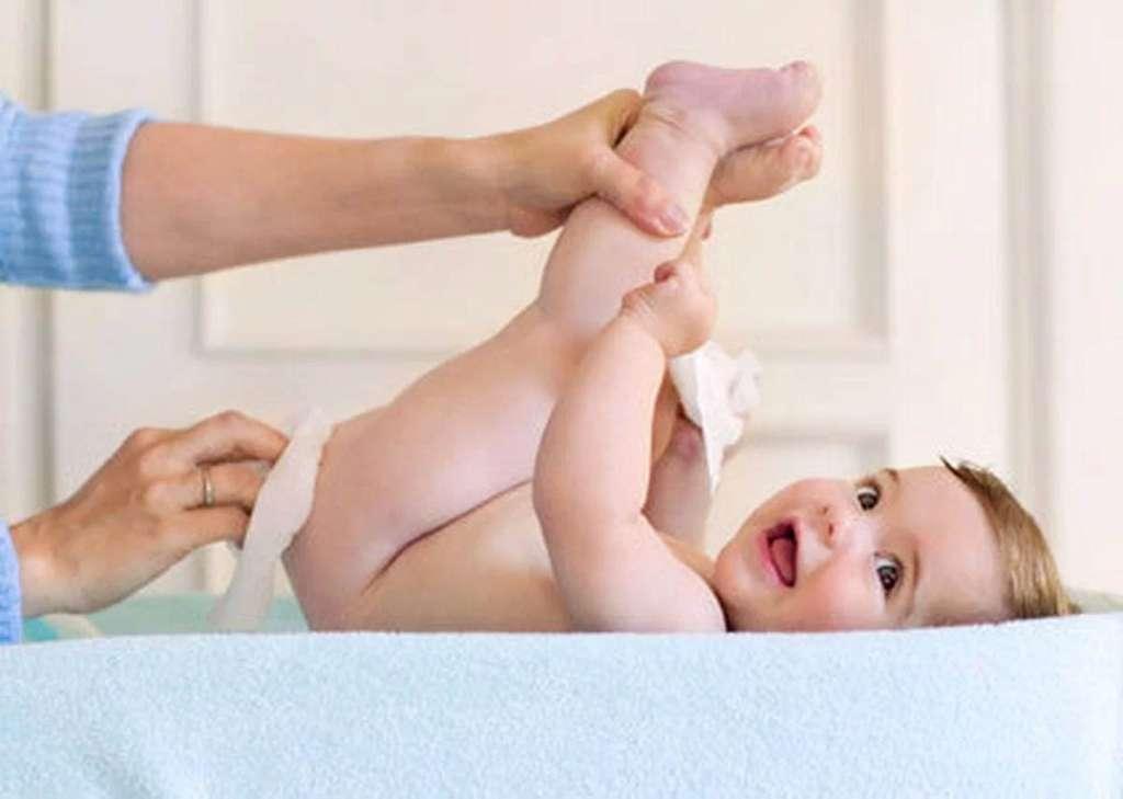 宝宝尿布疹预防护理方法