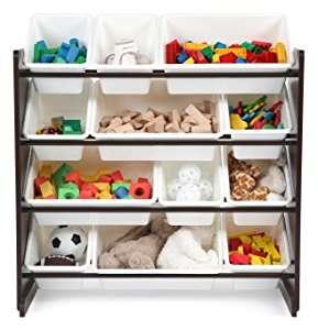 收纳宝宝玩具的方法
