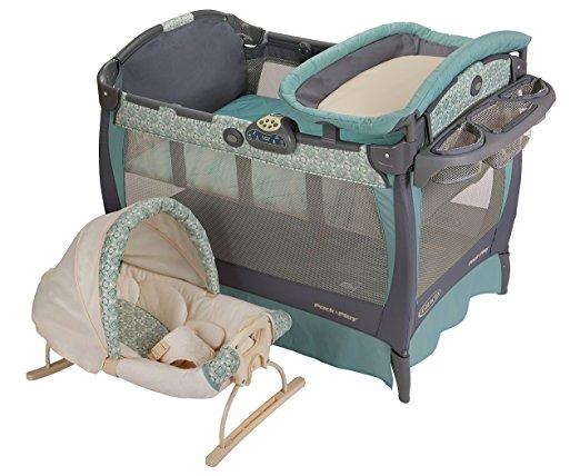 Graco婴儿游戏床哪款好