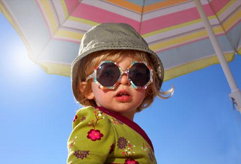 美国CDC儿童防晒基本指南