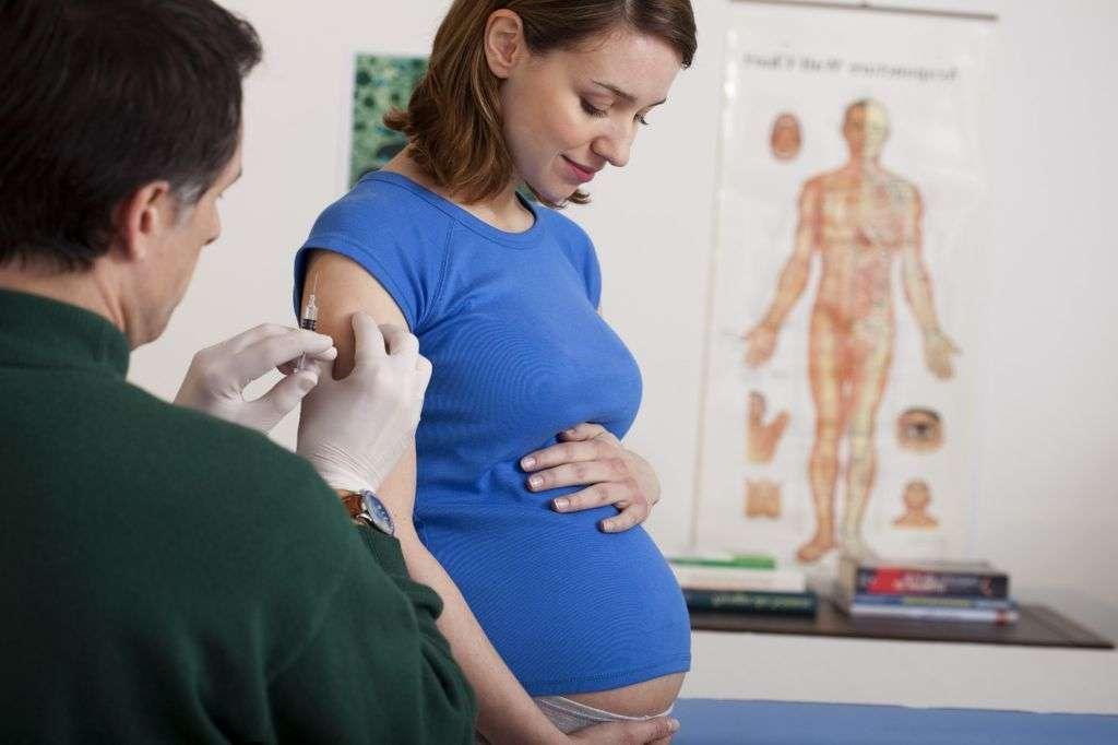 美国孕妇疫苗接种指南