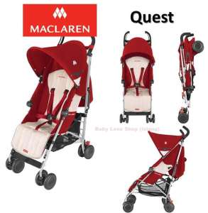 英国Maclaren伞车