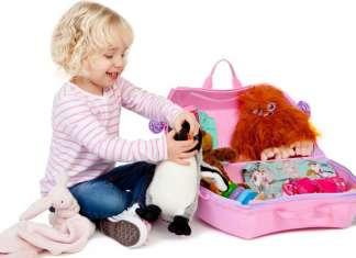 美国宝宝旅行必备玩具推荐