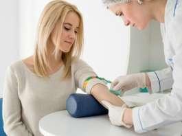 美国孕期产检血液测试
