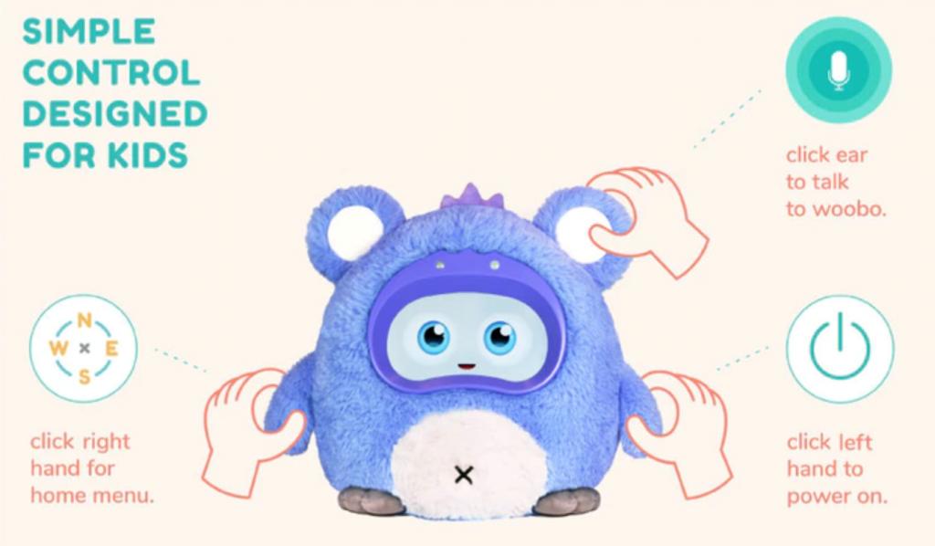 Woobo儿童智能机器人