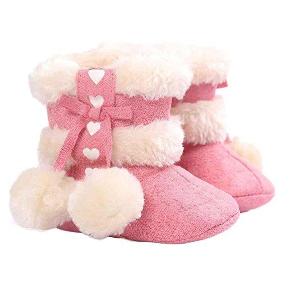 美国宝宝靴子推荐