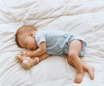 宝宝哄睡技巧