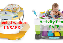 宝宝使用学步车安全吗
