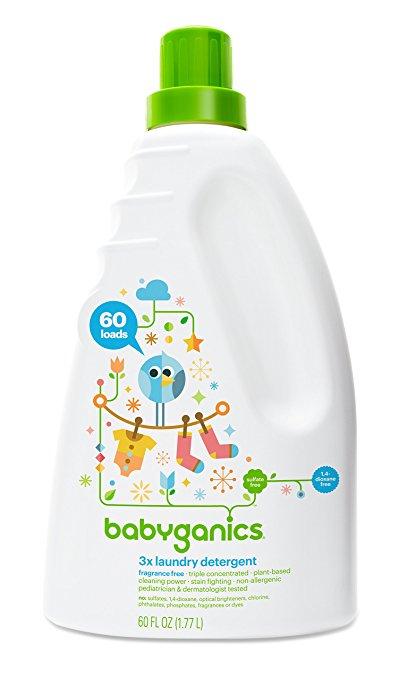 美国宝宝洗衣液推荐