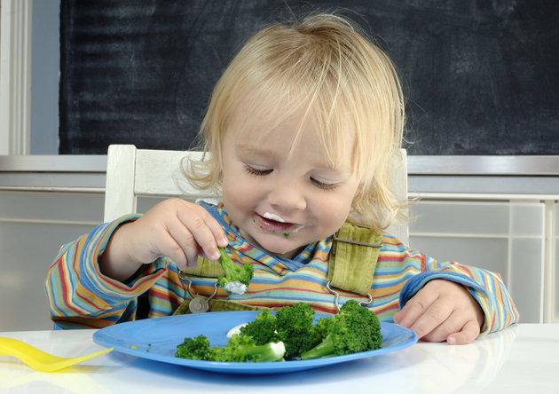 宝宝辅食添加蔬菜和水果