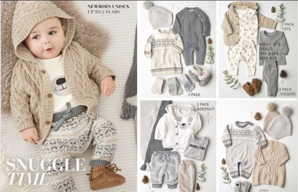 美国平价童装品牌推荐