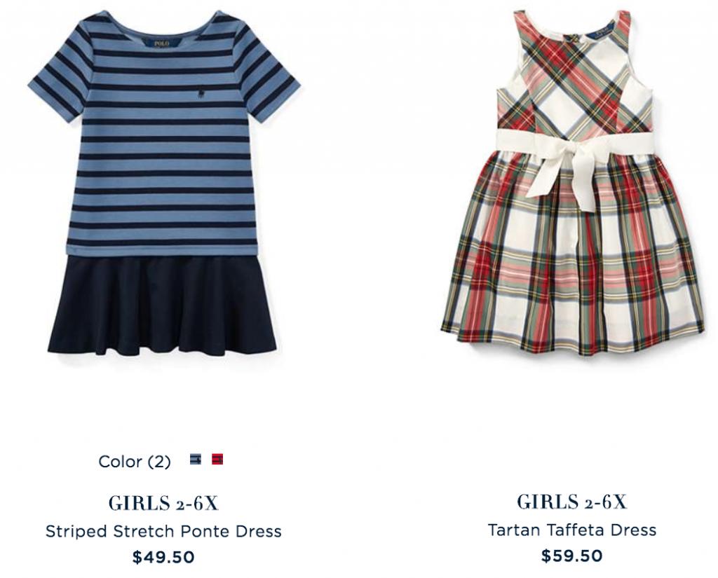 美国中高端童装品牌推荐