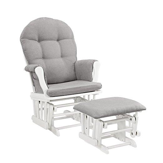 美国畅销好评的哺乳椅(nursery Glider)推荐 美国妈妈网