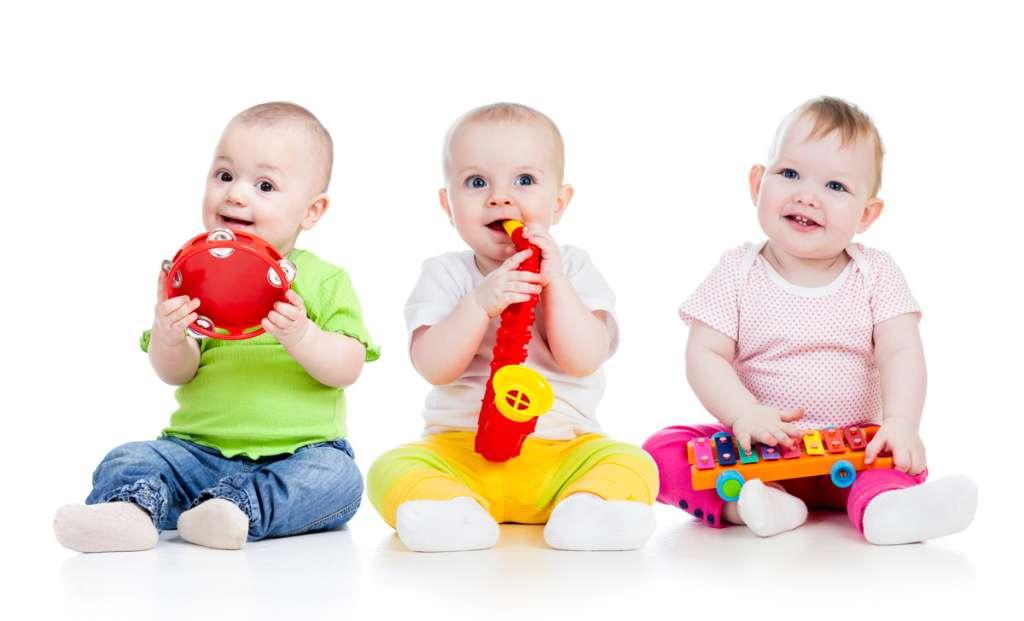 宝宝几岁开始学乐器好