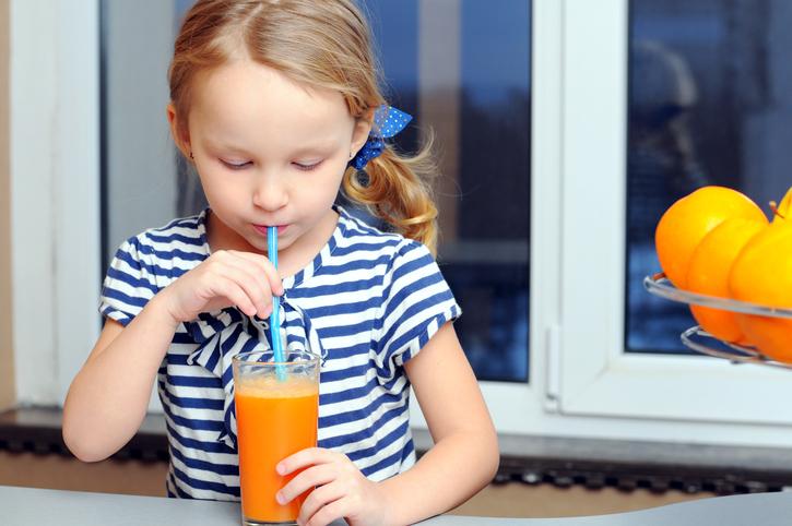 宝宝多大可以喝果汁