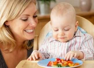 宝宝几个月可以吃手指食物