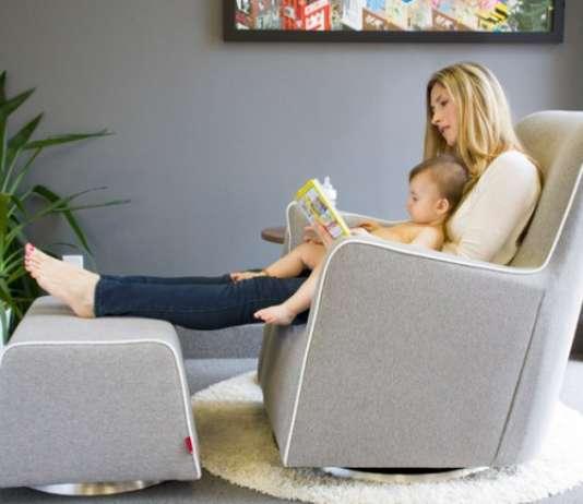 美国哺乳椅Nursery Glider推荐