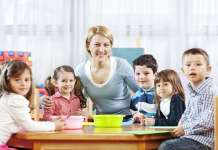 美国怎么找幼儿园