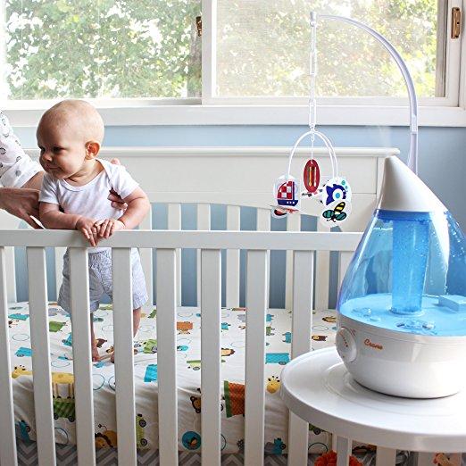 适合宝宝用的加湿器推荐
