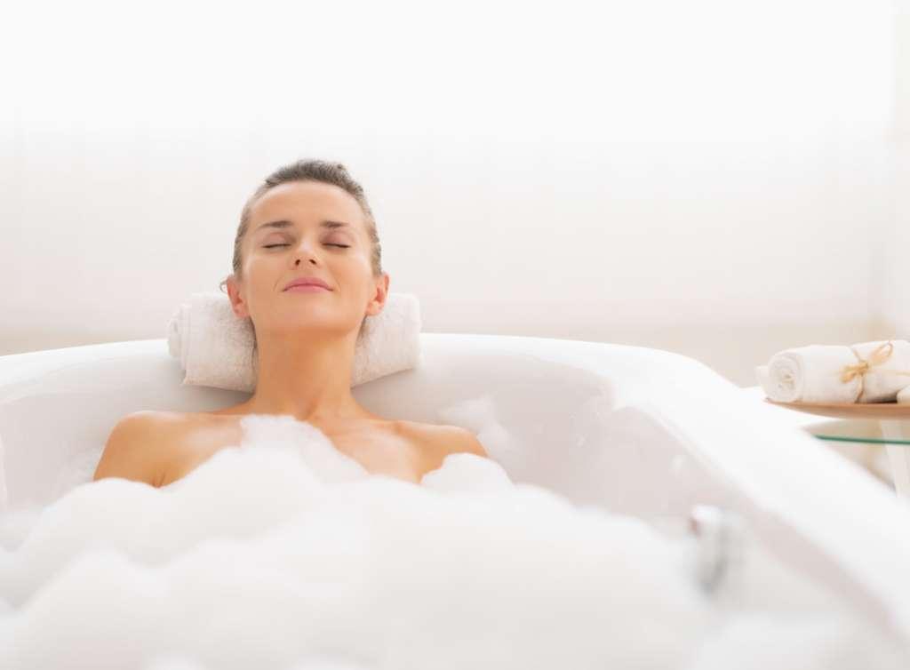 孕妇可以泡热水澡吗
