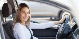 孕妇开车的安全注意事项