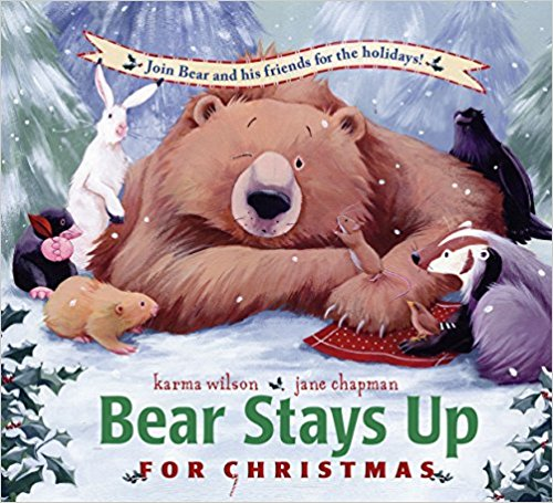 圣诞节主题儿童绘本推荐