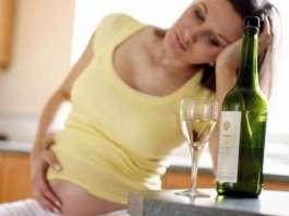 孕妇为什么不能喝酒