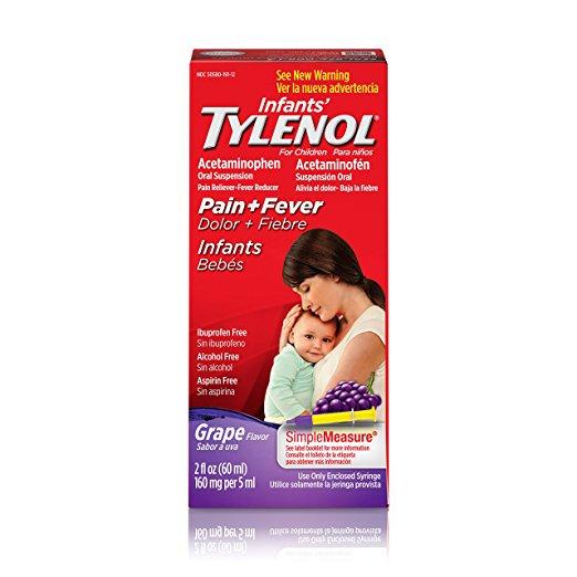 美国儿童发烧感冒用药指南