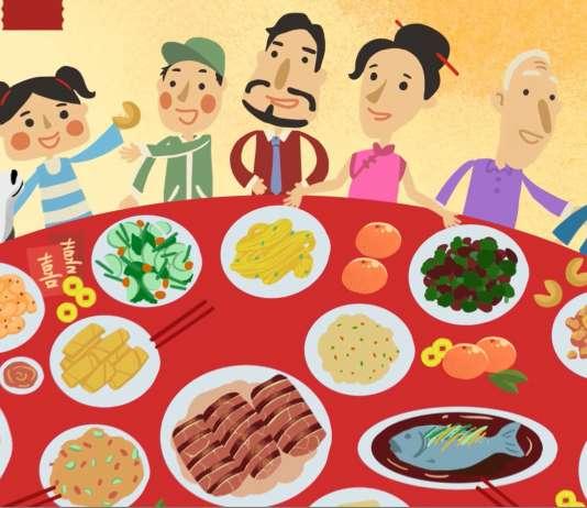 春节主题儿童绘本推荐